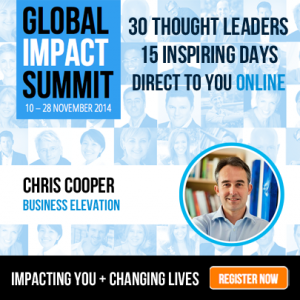 Social Media Graphic - Speaker Profile - Chris Cooper 2